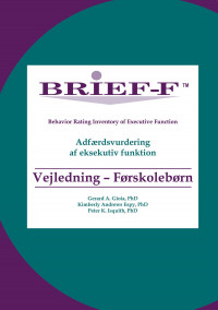 Behaviour Rating Inventory of Executive Function - Førskolebørn