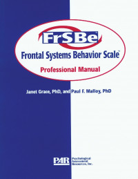 Frontal Systems Behavior Scale