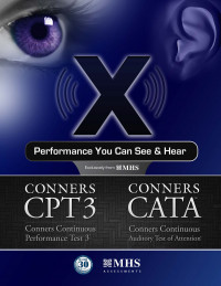 Conners Continuous Performance Test