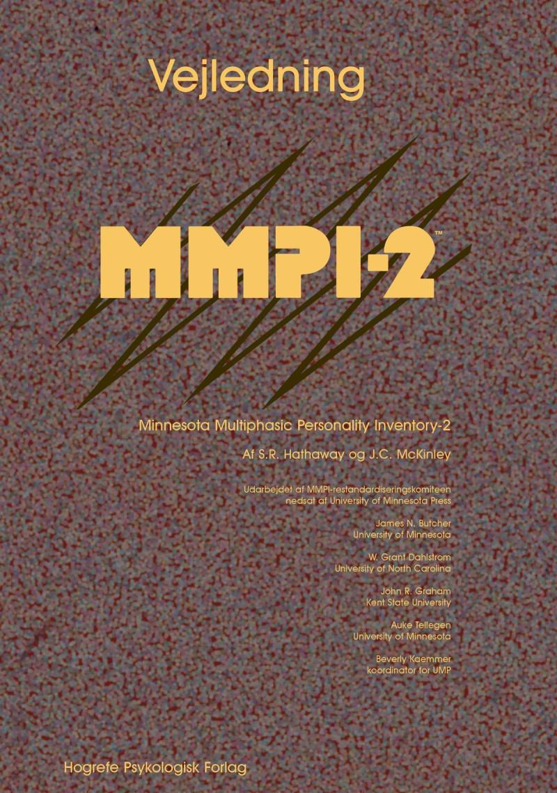 MMPI-2 vejledning