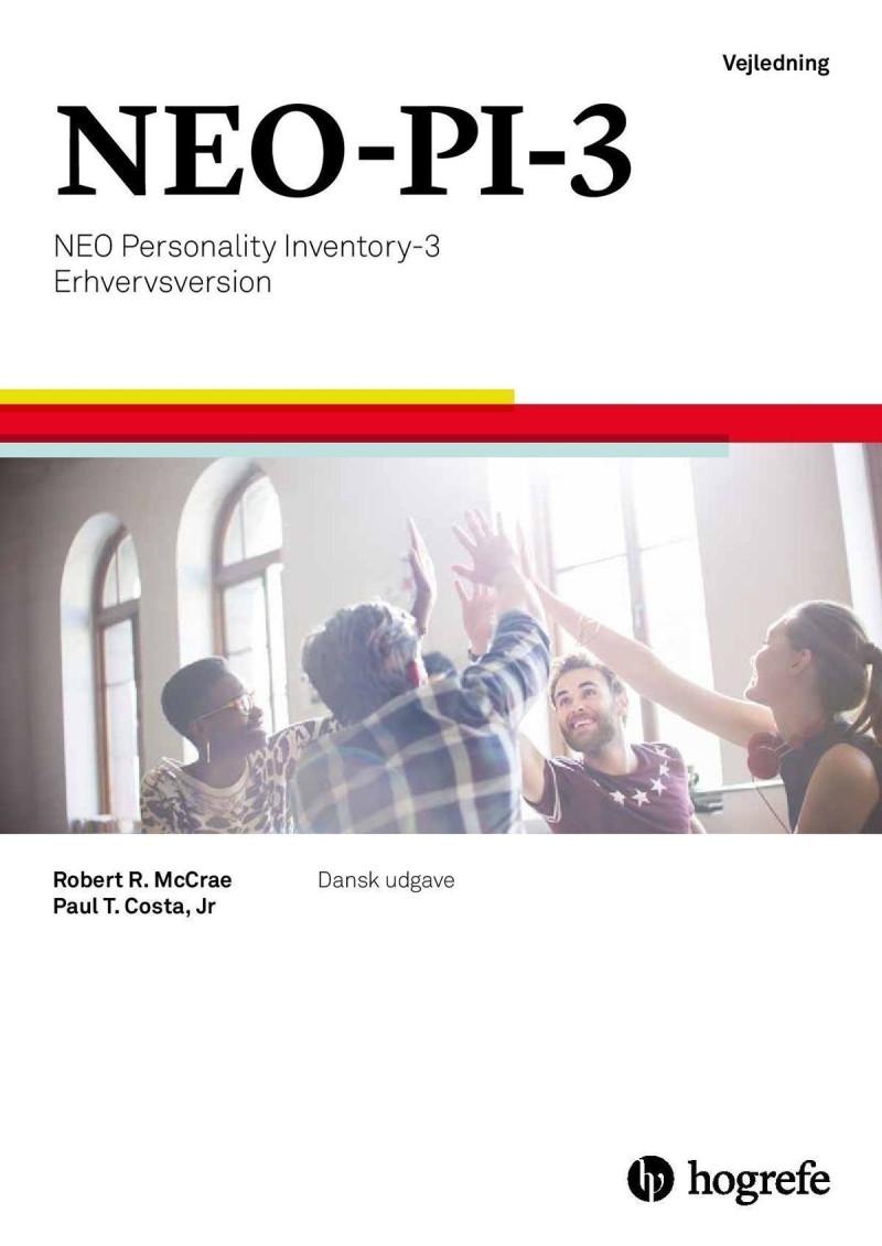NEO-PI-3 vejledning Erhverv